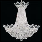 Schonbek Trilliane 24 Light Spectra Crystal Chandelier 5871