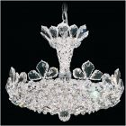 Schonbek 5853 Trilliane 6Lt Spectra Crystal Ceiling Pendant Polished Chrome