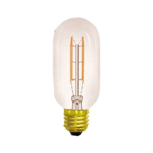 Tubular/H E27 2000K Extra Warm White 60W (100/10) Tinted Dimmable