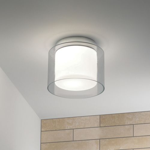 Astro Arezzo ceiling Bathroom Ceiling Light in Polished Chrome 1049003