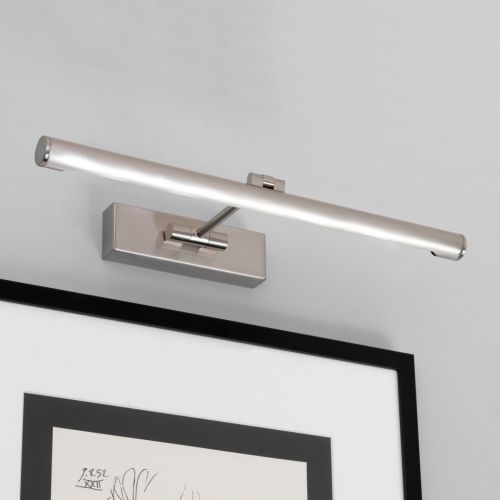 Astro Goya 460 LED Indoor Picture Light in Brushed Nickel 1115007