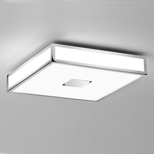 Astro Mashiko 400 Square Bathroom Ceiling Light in Polished Chrome 1121010