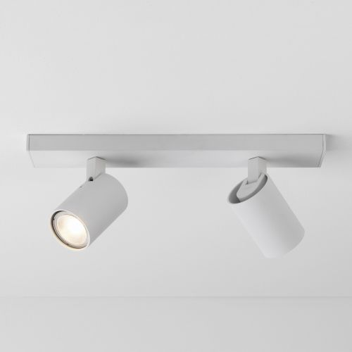 Astro 1286034 Ascoli Twin Spotlight Bar White