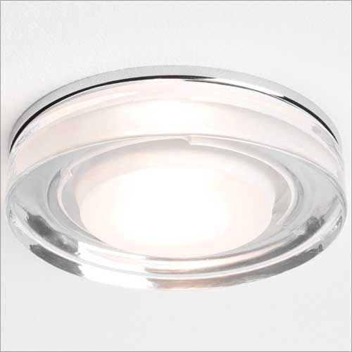 Astro Vancouver Polished Chrome Circular Bathroom Downlight 5518
