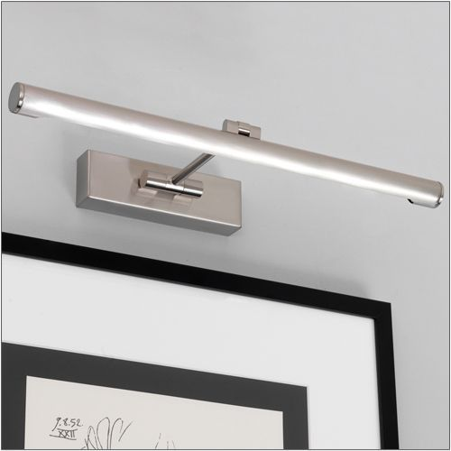 Astro Goya LED 460 Brushed Nickel Picture Light 0873