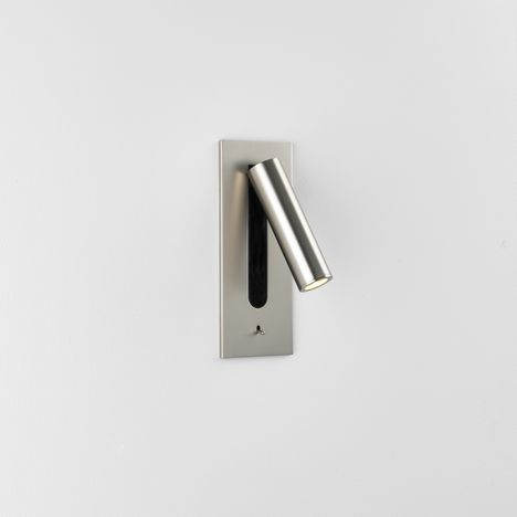 Astro Fuse 1215039 1 LED Switched Wall Light Matt Nickel