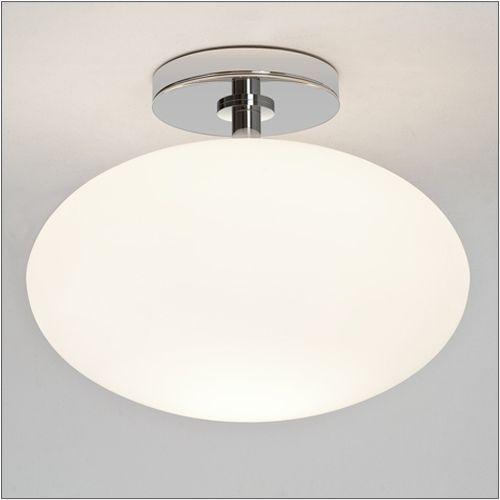 Astro Zeppo Polished Chrome Bathroom Ceiling Light 0830
