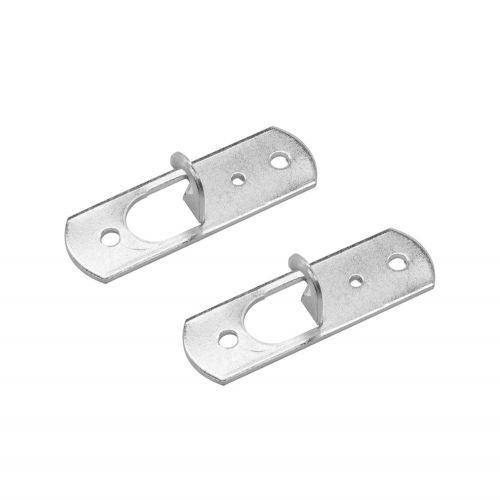 Deco D0052 Universal Ceiling Hook Plate 2 Pack