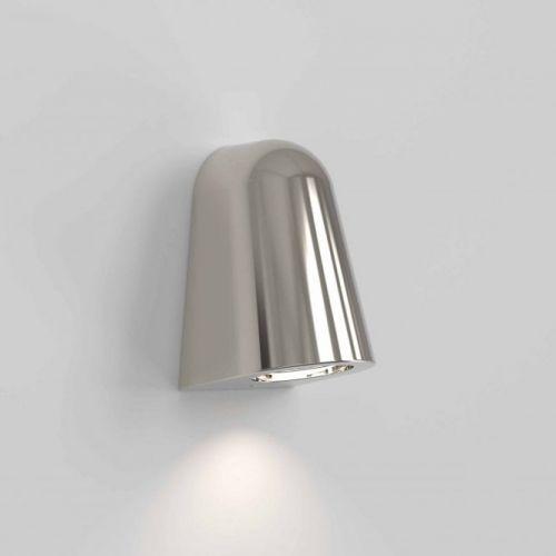 Astro Mast Coastal Light Polished Nickel 1317008 IP65 GU10