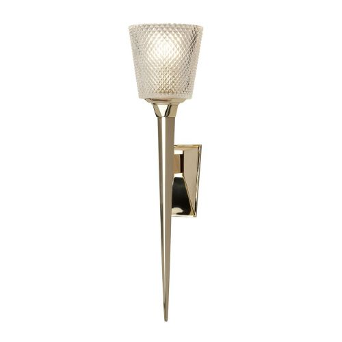 Elstead Verity Wall Light Polished Gold ELS/BATH/VERITY PG