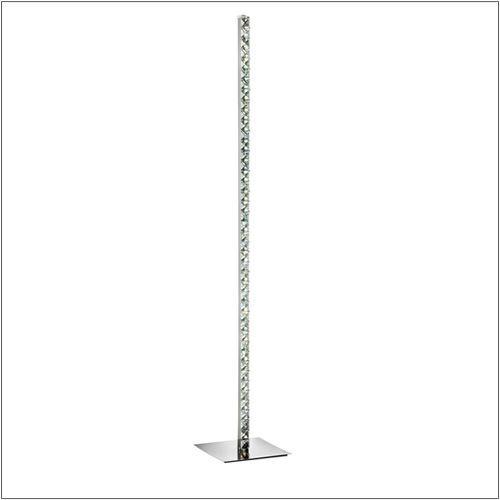 Searchlight Clover LED Floor Lamp 7034CC  Polished Chrome