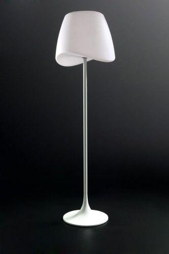 Mantra Cool Floor Lamp M1502 White Frame