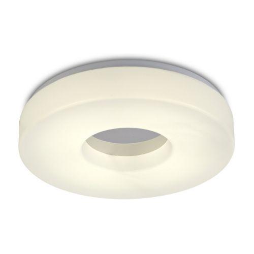 Deco Joop D0402 LED Bathroom Ceiling Flush Light Polished Chrome IP44