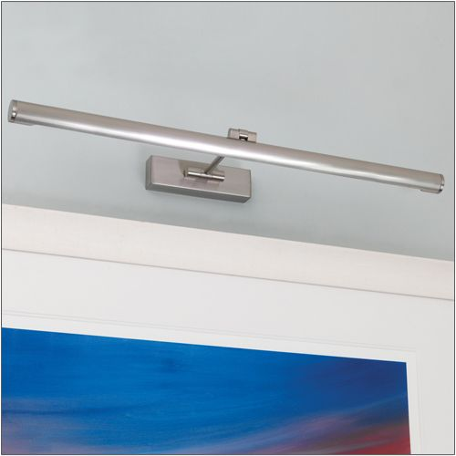 Astro Goya LED 760 Brushed Nickel Picture Light 0875