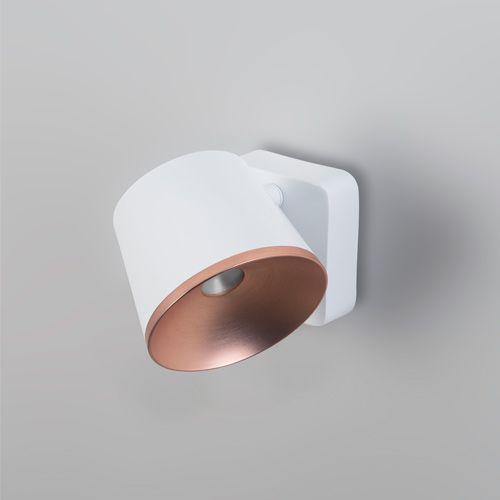 LEDS C4 Drone LED Single Spotlight 05-5306-14-06 White