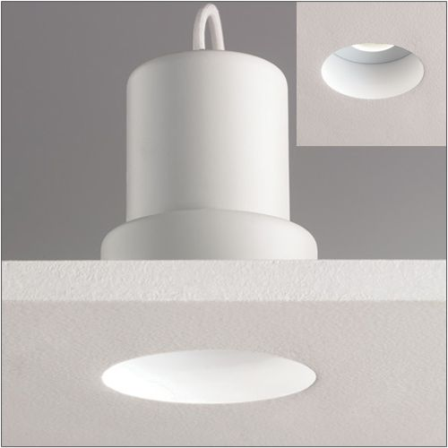 Astro Trimless 12V Fire-rated White Recessed Downlight 5623