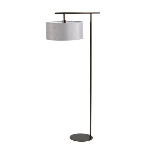 Elstead Balance Floor Lamp Dark Brown ELS/BALANCE/FL DBG