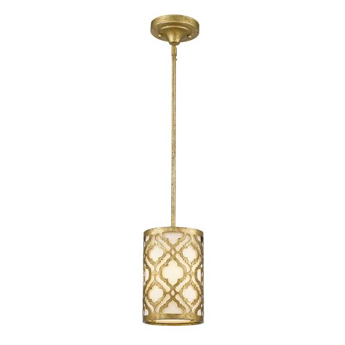 Gilded Nola Arabella Duo-Mount Mini Pendant Distressed Gold GN/ARABELLA/MP
