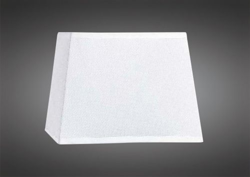 Mantra M5314 Habana White Square Shade 355 355x250mm Suitable for Floor Lamps
