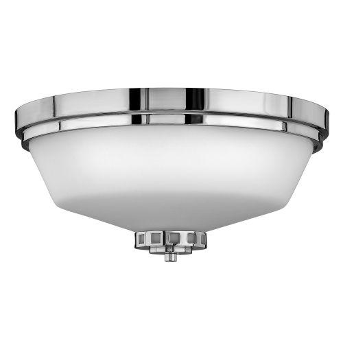 Elstead Ashley Bathroom Flush Fitting HK/ASHLEY/F BATH Polished Chrome