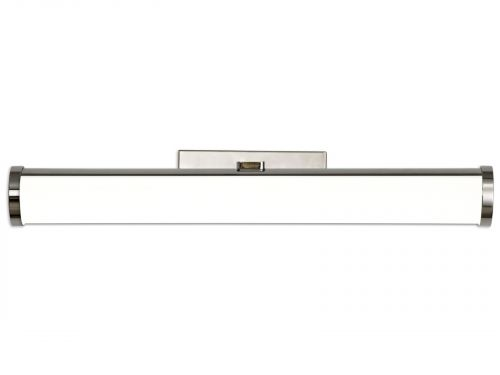 LED Bathroom Mirror Wall Lamp Chrome Lekki Tabor LEK3276