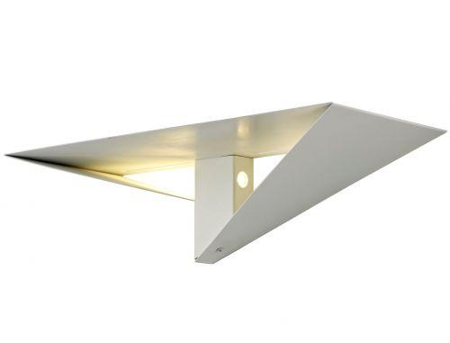Wall Lamp Shelf LED White Lekki Tahu LEK3282