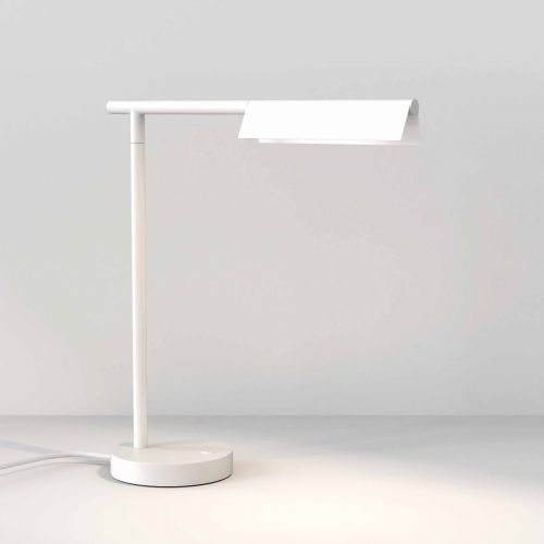 Astro 1408004 Fold Table Lamp LED Matt White Frame