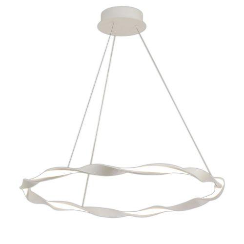 Mantra M6571 Madagascar Medium Ceiling LED White Pendant