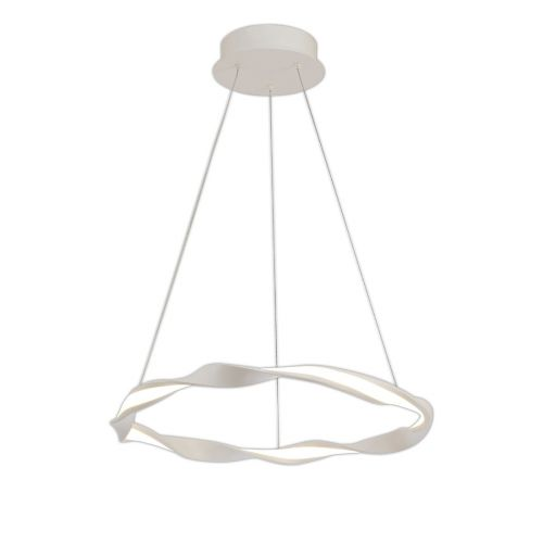 Mantra M6573 Madagascar Small Ceiling LED White Pendant