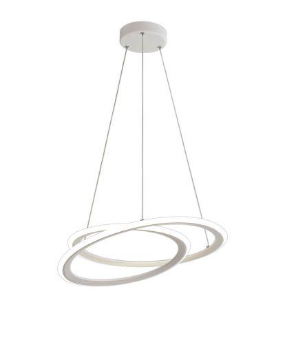 LED Modern Pendant Matte White Antonio LEK3585
