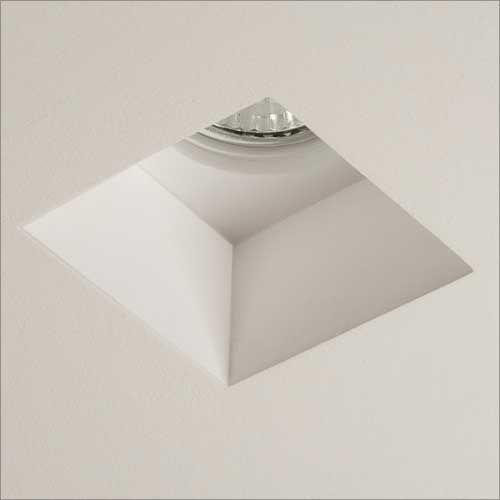 Astro Blanco Square Recessed Spotlight 5655 White