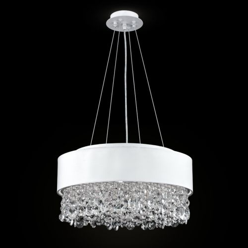 Maytoni Manfred Modern 6 Light Ceiling Fitting White MOD600PL-06W