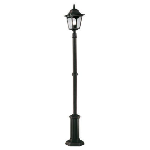 Elstead Chapel Outdoor Midi Lamp Post ELS/CP6 BLACK