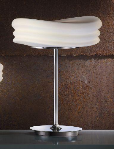 Mantra Mediterraneo 2 Light Polished Chrome Large Table Lamp M3626