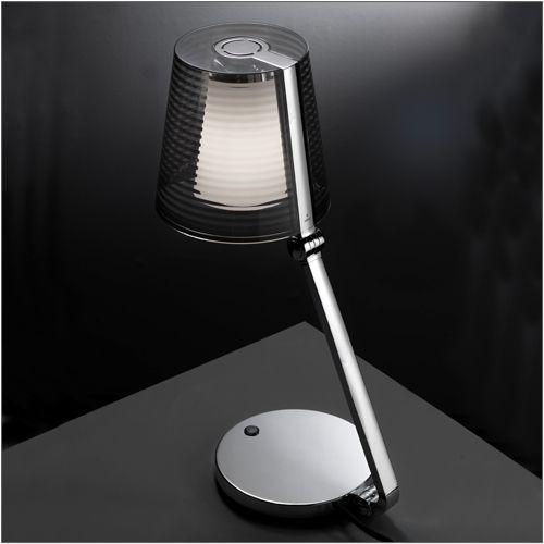 Grok Emy Adjustable Designer Table Lamp 10-4409-21-12 Polished Chrome