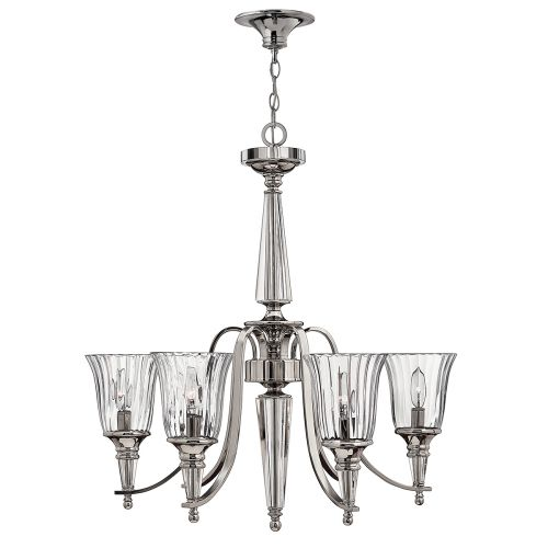 Hinkley Chandon 6 Light Chandelier HK/CHANDON6