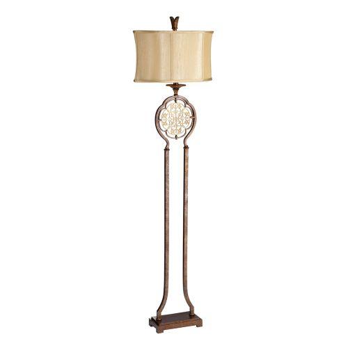 Feiss Marcella Bronze Patina Floor Lamp FE/MARCELLA/FL