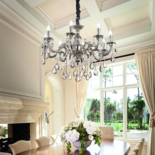 Ideal Lux Impero Chandelier SP6 002408
