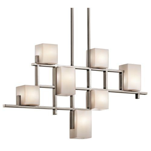 Kichler City Lights 7 Light Pendant KL/CITY LIGHTS7B