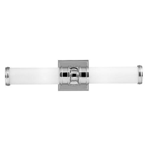 Feiss Payne 2 Light Wall Fitting FE/PAYNE2 BATH Polished Chrome