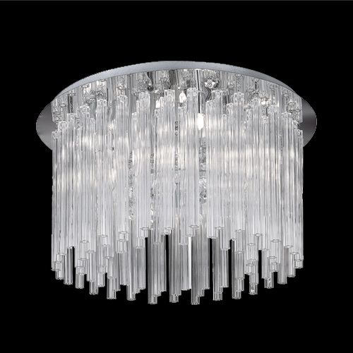 Ideal Lux Elegant PL8 Ceiling Light 019451