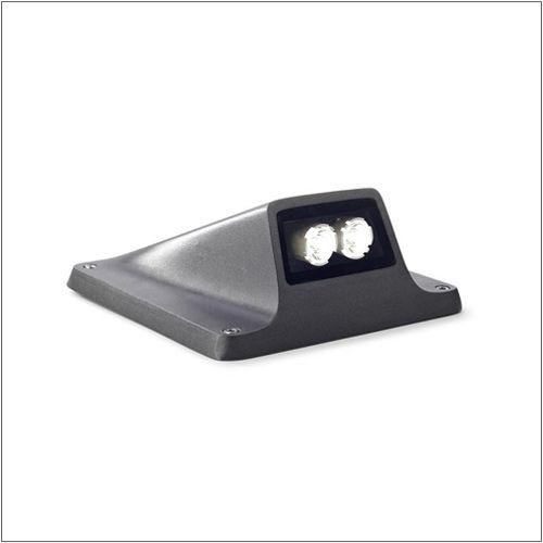 LEDS C4 Rexel Outdoor LED Urban Grey Ground Light 55-9883-Z5-CL