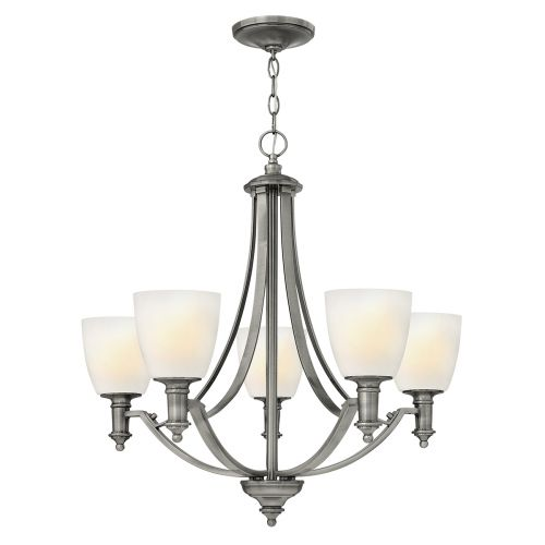 Hinkley Truman 5 Light Ceiling Light HK/TRUMAN5