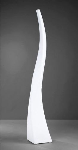 Mantra Flame Outdoor White 5 Light Floor Lamp In-line Switch M1400