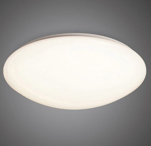 Mantra Zero LED Small White Ceiling Wall Light 3000K M3672