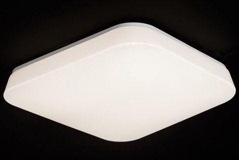 Mantra Quatro LED Large White Ceiling Wall Light 300K M3765