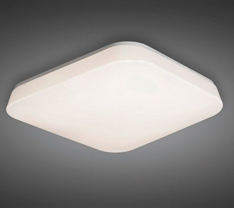 Mantra Quatro M3766 LED Medium Ceiling or Wall Light White