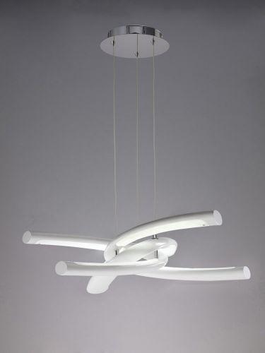 Mantra Knot LED M3970 Ceiling Pendant 6 Light