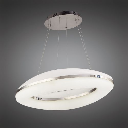 Mantra Oakley M4900 LED 2 Light Ceiling Pendant 3000K