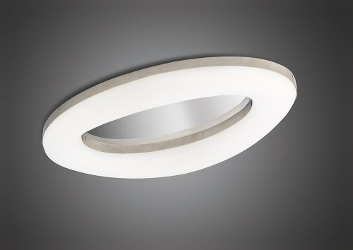 Mantra Oakley M4902 LED 1 Light Ceiling Flush 3000K